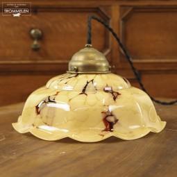 Gemarmerde hanglamp
