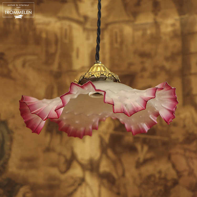 """Piecrust"" hanglamp"
