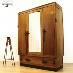 Art-Deco garderobe