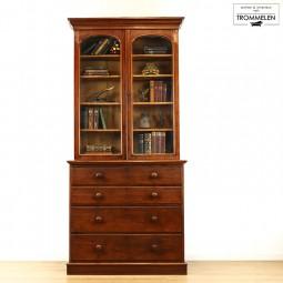Victorian bookcase