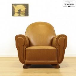 Art-Deco fauteuil