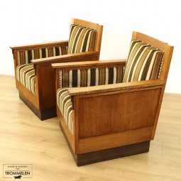 Art-Deco fauteuils