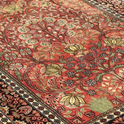Vintage tapijt 185x120