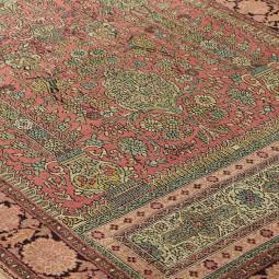Vintage tapijt 210x118