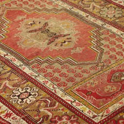 Vintage tapijt 162x104