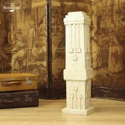Art-Deco pedestal