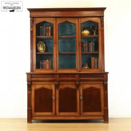 Victoriaanse boekenkast