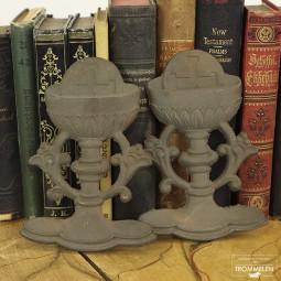 Antieke kelk ornamenten
