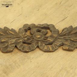 Kuif ornament met strik