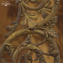 Antieke wandbeugel