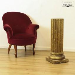 Antieke zuil/pedestal